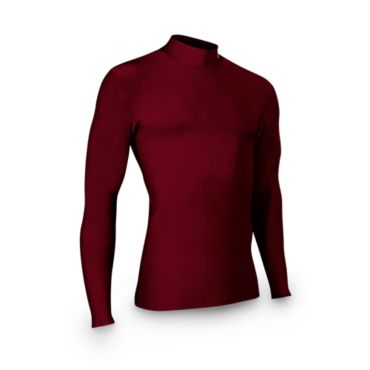 Men's Cool Mock Long Sleeve