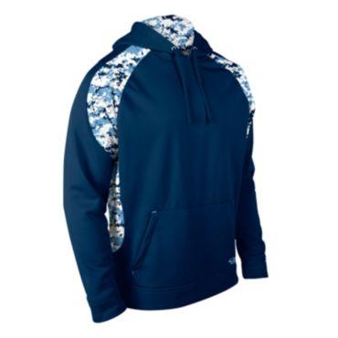 Men's Explosion Fleece Camo Hoodie