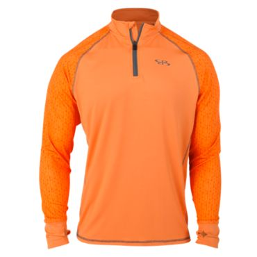 Men's Huddle Quarter Zip Pullover