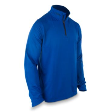 Men's Branded Influence Quarter Zip