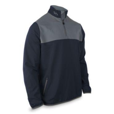 Men's Radius Woven Quarter Zip Pullover