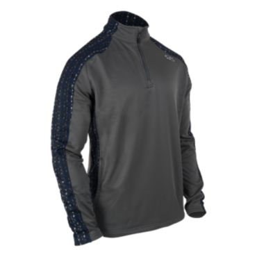 Men's Strive Branded Quarter Zip Pullover