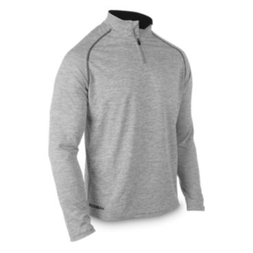 Men's Static Quarter Zip Pullover