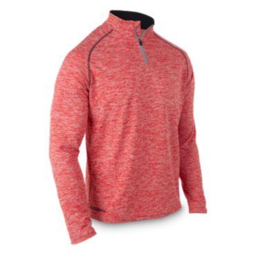 Men's Static Quarter Zip Pullover