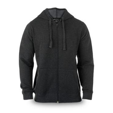 Men's Vintage Full Zip Hoodie