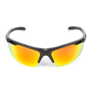 Auspex+ Polarized Carbon Fiber Print Sunglasses