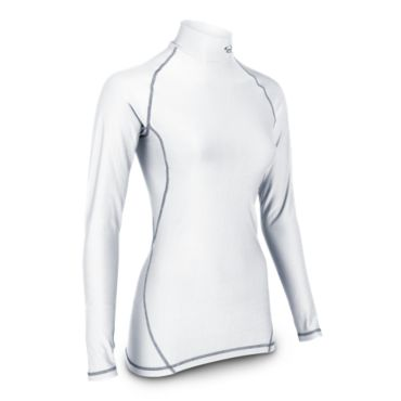 Women's Compression Element Cool Mock Long Sleeve