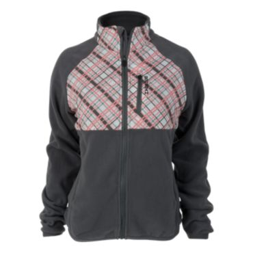 Women's Glacier Full Zip Bead Print Jacket