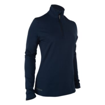 Women's Branded Influence Quarter Zip