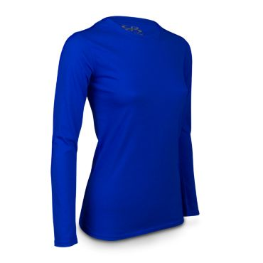 Women's Instinct Long Sleeve Blank Tee