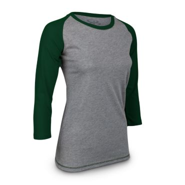 Women's Instinct 3/4 Sleeve Blank Tee