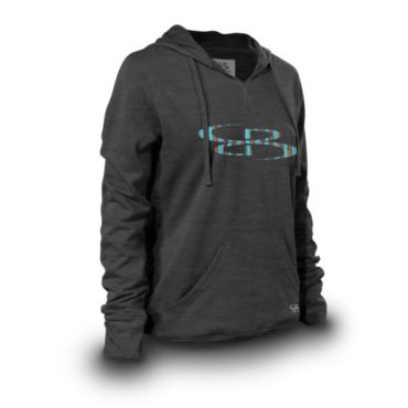 Women's Platinum Blended Graphic Hoodies