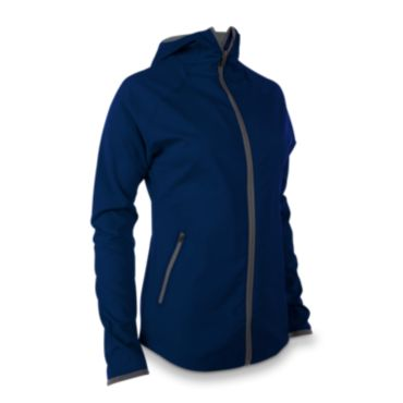 Women's Radius Woven Full Zip Hooded Jacket