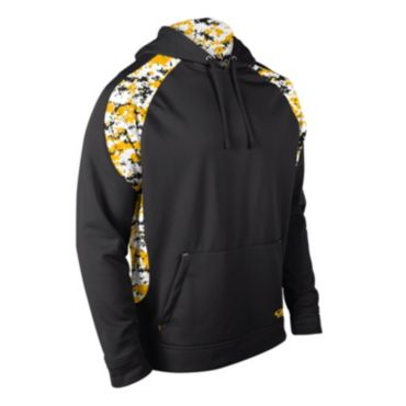 Youth Explosion Fleece Camo Hoodie
