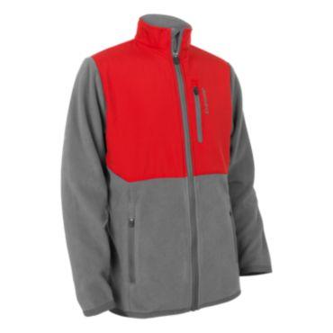 Youth Glacier Full Zip Jacket
