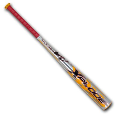 Boombah Xplode Senior League Big Barrel 1PC Thin Wall SS1 Alloy -10
