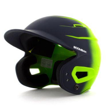 DEFCON Matte Fade Batting Helmet Sleek Profile