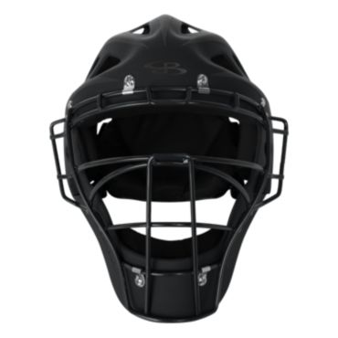 DEFCON 2.0 Rubberized Matte Hockey Style Catchers Helmet Matte Out