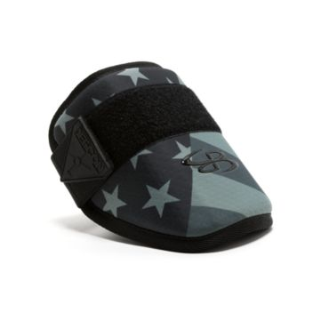 Boombah DEFCON Elbow Guard Flag Black Ops