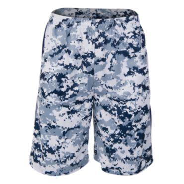Men's Gamer Camo Shorts