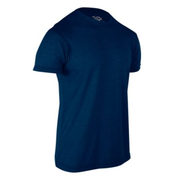 Men's Triblend Crew Short Sleeve Shirt