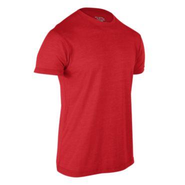Men's Triblend Crew Short Sleeve Shirt