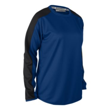 Women's Slide Crew Pullover Shirt