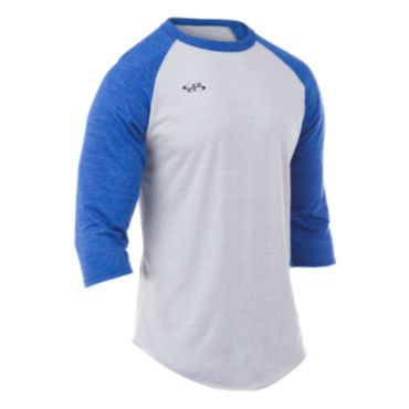 Men's Cannon Triblend 3/4 Sleeve Shirt