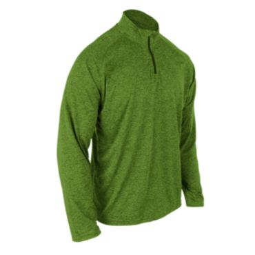 Men's Pro Blend Quarter Zip Pullover