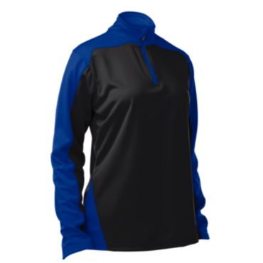 Women's Assess Quarter Zip Pullover