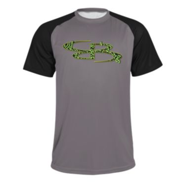 Men's B-Logo Fusion Short Sleeve Shirt