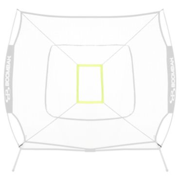 Boombah Pro Grade 7X7 Hitting Net Optional Pitching Target