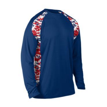 Men's Explosion 2 Long Sleeve Camo Shirt