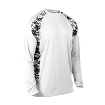 Men's Explosion 2 Long Sleeve Camo Shirt
