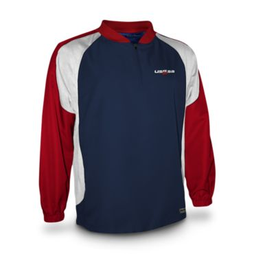 Men's USSSA 3-Color Explosion Pullover