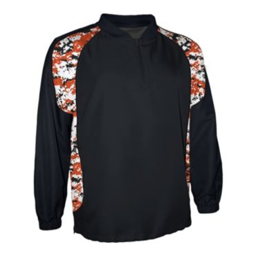 Youth Explosion Pullover Camo