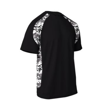 Youth Explosion Camo 2 Short Sleeve Shirt