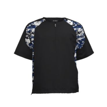 Clearance Men's Short Sleeve Explosion Pullover Camo (Off Color)