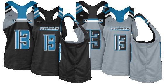 Boombah INK Lacrosse Uniform 1009