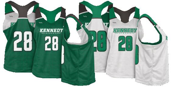 Boombah INK Lacrosse Uniform 1011