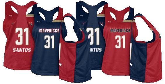 Boombah INK Lacrosse Uniform 1015