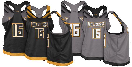 Boombah INK Lacrosse Uniform 1016