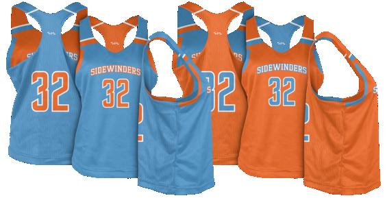 Boombah INK Lacrosse Uniform 1017