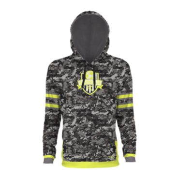 Custom Sublimated Verge Hoodie 1019