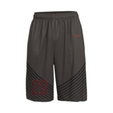 Custom Sublimated Advanced Basketball Shorts (Pockets) 1002