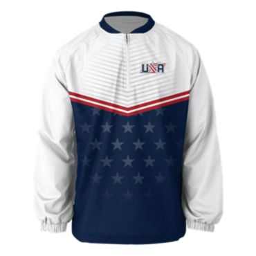 Men's Freedom USA Ink Long Sleeve Pullover