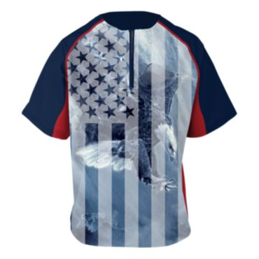 Men's Liberty USA INK Short Sleeve Pullover