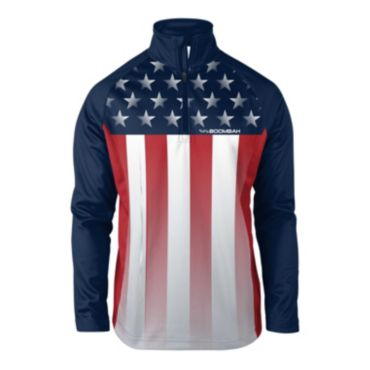 Minutemen USA Ink Quarter Zip Pullover