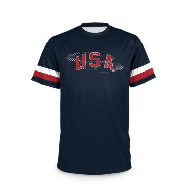 Men's Ink SS USA Tee