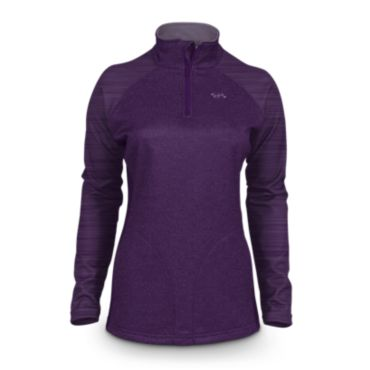 Women's Ink Fleece Quarter Zip